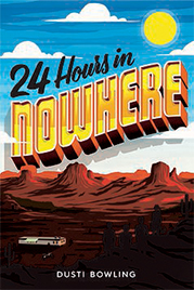 Chooserethink:24 hours in nowhere