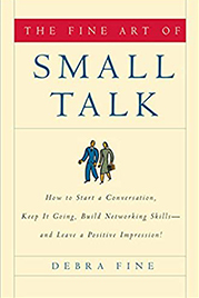 Chooserethink:The fine art of small talk